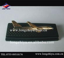 2011 3D Metal Plane Shape pin