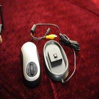 Ayuda video de la lectura de la lupa del mousecam sin hilos