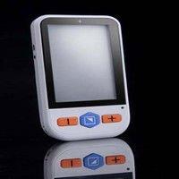 Handheld electronic magnifier
