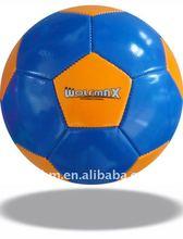 machine stitching soccer balls