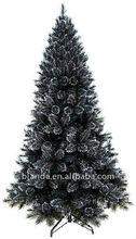 Foot pre-lit corner Christmas Tree