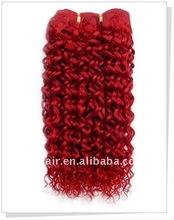 AAAA+ cheap brazilian virgin Jerry Curl weave unprocessed hair extension