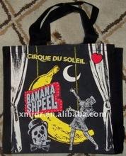 2011 Fashion Cute Canvas Tote Bag