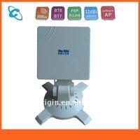 High power 880000G 32dbi 2000mw usb wifi antenna outdoor