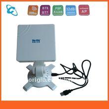 high wireless adapter 880000G 32dbi 2000mw usb wifi antenna