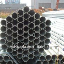 ERW Galvanized Steel Gas Pipe