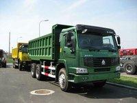 howo 6X4 375hp dump truck 8 ton
