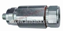 DB Aluminium Hardline 500 f connector