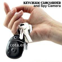 4GB 640*480 Mini DV Camera Cow Shape Keychain CT1201