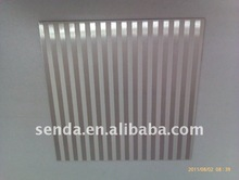 304 material mirror etched stainless steel