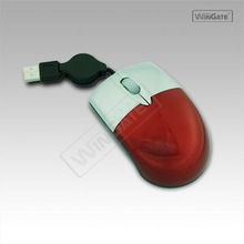 USB Mini 3D Wired Optical Mouse For PC and Laptop