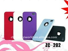 Dual-colorful case for iPhone 4G/iPad/iPod/Touch 4