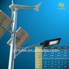wind & solar street lights