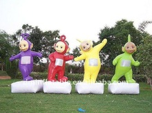 2011 new advertising inflatable cartoon Teletubbies