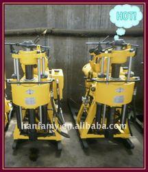 soil test SPT drilling equipment, rock&soil sampling, HF130 drilling rig