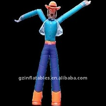 {Qi Ling}newest inflatable clown inflatable air/sky dancer