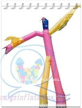{Qi Ling}funny clown inflatable air/sky dancer