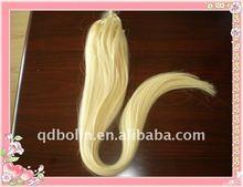 Best selling beautiful 26 inch hair extension micro ring loop hair extension