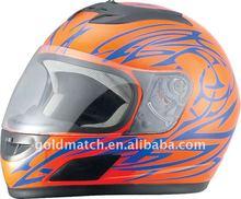DOT and ECE novel design full face helmet