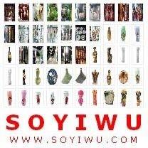 Vase - ACRYLIC VASE - - with #1 SOURCING AGENT from YIWU, the Largest Wholesale Market - 10745