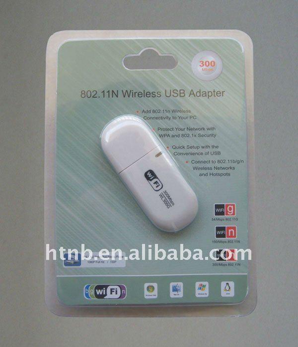 300M WIFI ADAPTER WL300G Wireless LAN