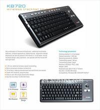 Mini wireless keyboard with trackball for HTC