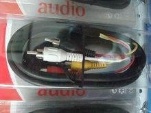 scart plug to 3 rca jack