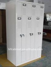 6 doors z type wardrobe locker