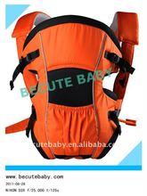 baby carrier orange + black BB001