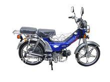 Fashion blue Alu. wheel 50cc motorcycle
