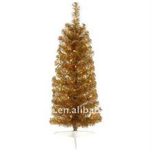 Shining Christmas Tinsel Tree