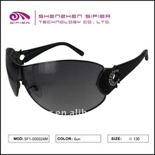 Mask lens 2011 top fashion women sunglasses