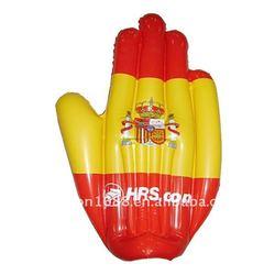 Custom inflatable hand