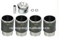 Auto Piston & Liner/Cylinder Set for VANAGON 2.1 /ETC. 025198075D