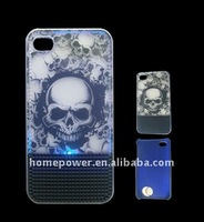 led cellphone cover for iphone4