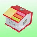 house shaped box with logo print,fashion design