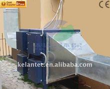 elettrostatica attrezzature per la torrefazione eliminazione fumi