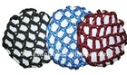 crochet hair net bun cover