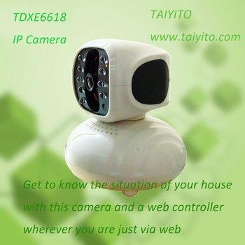 TDX6618 IP camera