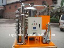 High Viscosity Oil Filtration Restoration, Regeneration,Filtering Plant