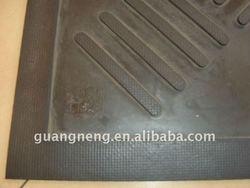 Rubber Mat Under Car