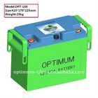 lifepo4 36v storage ups power battery 50ah with bms