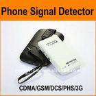 Portable Mobile Phone Signal Detector/Cellphone Detector