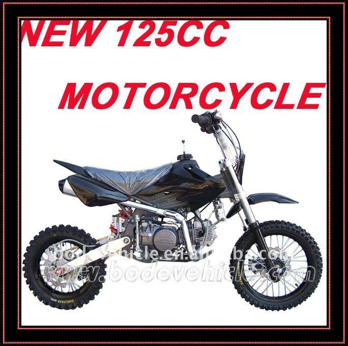 125CC MOTORCYCLE (MC-632)