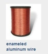 enameled aluminum & copper wire