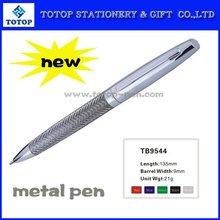 2011 new style metal screw ballpoint pen