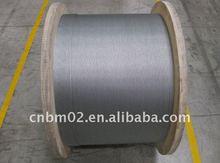 Steel Wire Strand1x19,1X7, 1X19, 7X7, 7X19, 6X36SW, 19X7