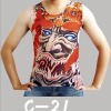 TATTOO CLOTH T SHIRT No Sleeve 1320202