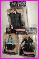 NECA HARRY POTTER DEATHLY HALLOWS SERIES 1 3 FIGURES