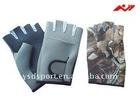 neoprene fingerless gloves for sport